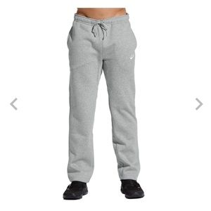 Nike sweat pants -light gray